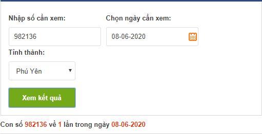 Cách dò vé số Phú Yên online nhanh nhất
