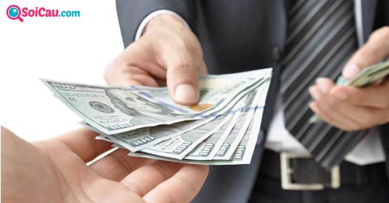 Mơ thấy vay tiền đánh con gì? Chiêm bao cho mượn tiền số mấy?