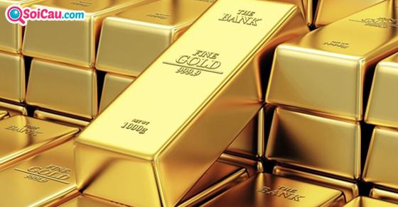 Mơ thấy vàng đánh con gì?