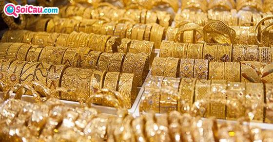 Nằm mơ thấy vàng là điềm gì?