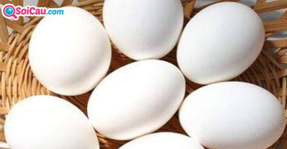 Mơ thấy trứng vịt là số mấy?