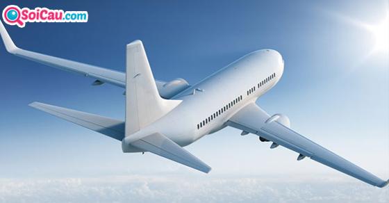 Nằm mơ thấy máy bay đánh số gì dễ trúng?